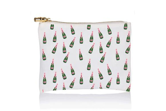 Champs Zipper Pouch