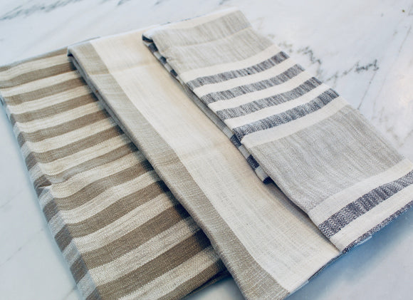 Neutral Kitchen Towels