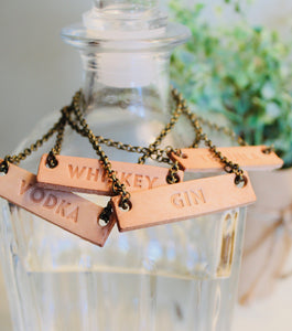 Decanter Tag
