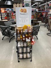 bee great display in ace hardware