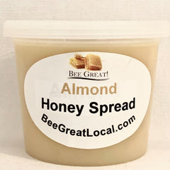 almond honey spread