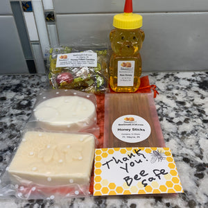 Fort Wayne Gift Baskets Goat Milk and Honey Soap Care Package