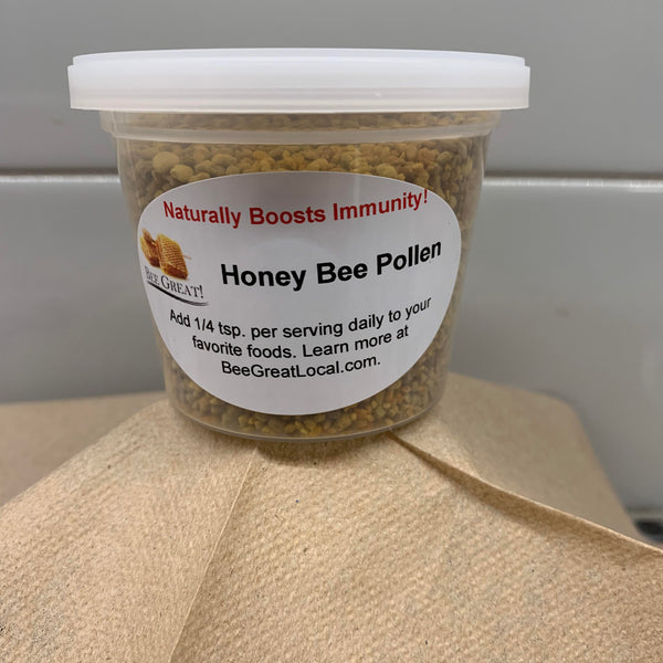 Honey Bee Pollen