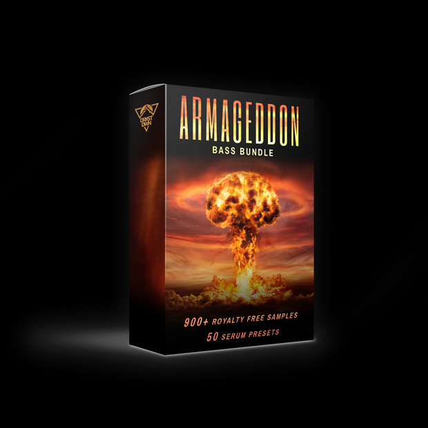 Armageddon Bass Bundle (50 Presets & 900+ Sounds)