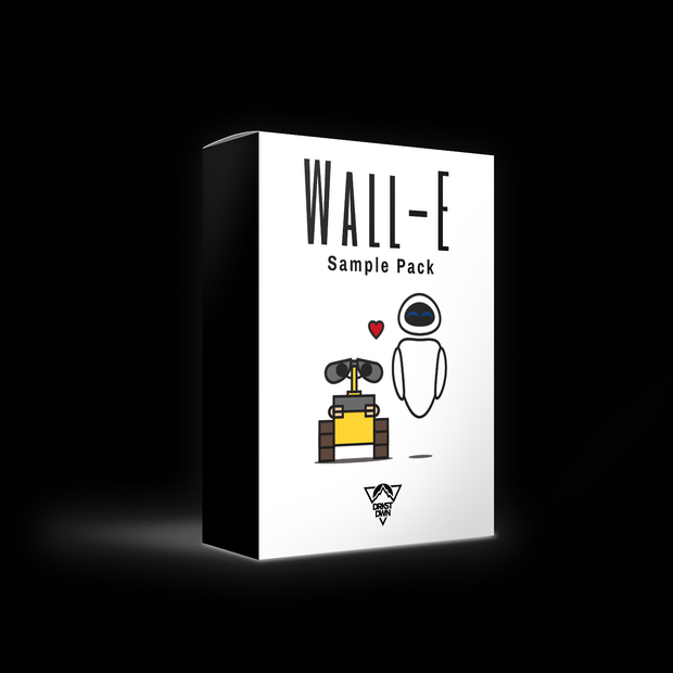 Wall-E Sample Pack