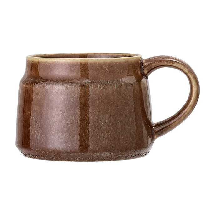 Stoneware Mug, Brown
