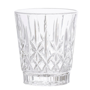 cut glass vintage drinking glasses