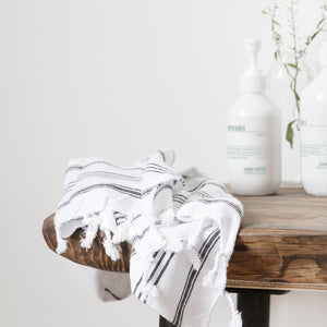 Hammam Towel, White