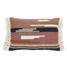 Load image into Gallery viewer, Aztec Cushion, Multicolour