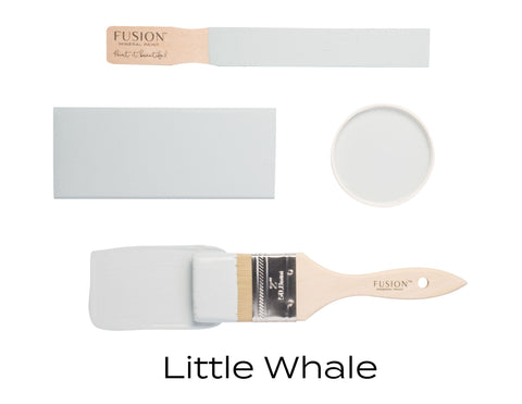 Fusion Mineral Paint Little Whale