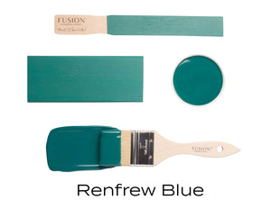 Fusion Mineral Paint Renfrew Blue
