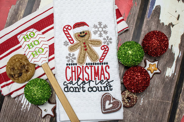 Holiday Baking Kitchen Towels