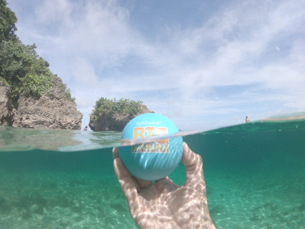 Enjoy Water bouncing balls with Waboba's Big Kahuna - Fun Outdoor Sports Store