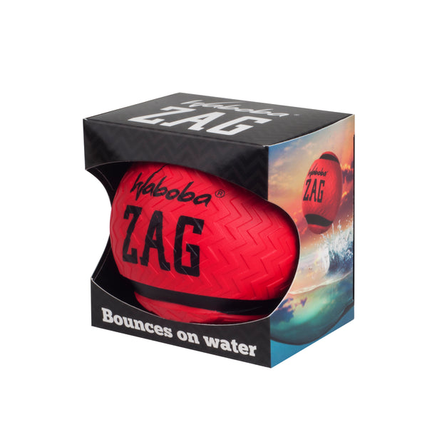 Enjoy Water bouncing balls with Waboba's ZAG