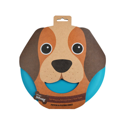 Jetwag Dog Disc