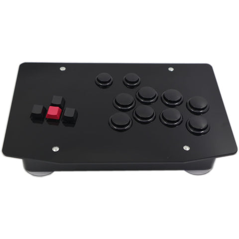 RAC-J500K Keyboard Arcade Fight Stick Game Controller Joystick for PC USB