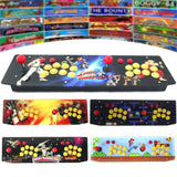 RAC-T300 Two Players Retro Arcade Game Console Artwork Panel Metal Case 64G/128G