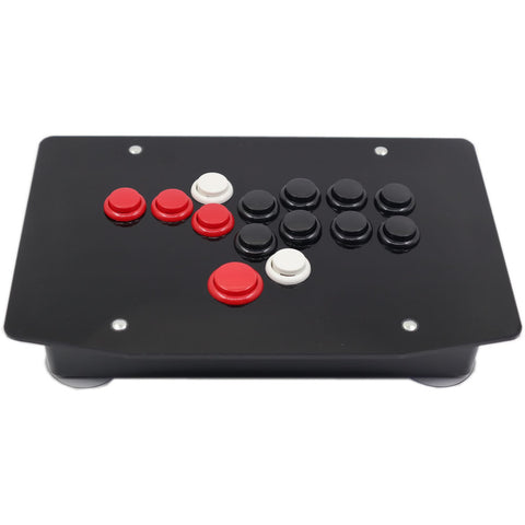 RAC-J503B All Buttons Arcade Fight Stick Controller Hitbox Style Joystick For PC USB