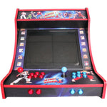 Bartop Arcade Retro Game Machine Cabinet Raspberry Pi B+ 128GB