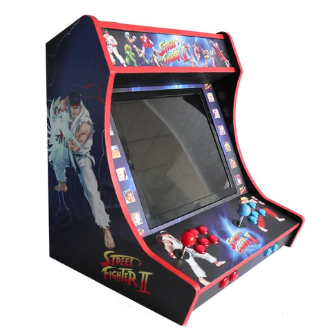 Bartop Arcade Retro Game Machine Cabinet Raspberry Pi B+