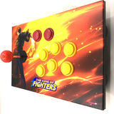 Arcade PC Computer Games Handle USB Joystick Gamepad Wired Controller Plug Play