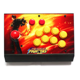 RAC-S300 Retro Arcade Game Console Fight Stick Metal Case Artwork Panel