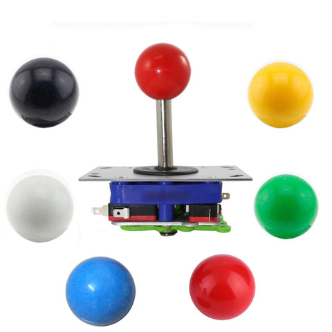 Arcade Joystick Classic Competition Style Long Handle Shaft 8 Way Stick