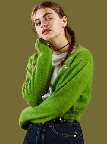 Sweater On A Green Meadow
