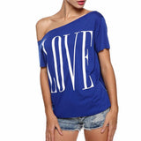 Women Love Printed Tees