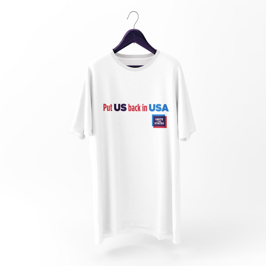Back in the USA UTS Short Sleeve T-shirt