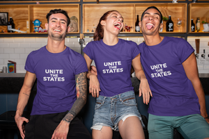 Purple UTS Short Sleeve T-shirt