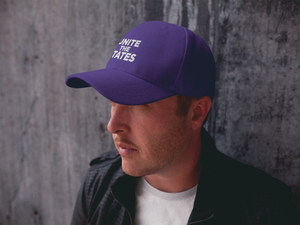 Purple UTS Baseball Cap