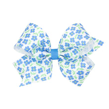 Load image into Gallery viewer, Floral Hairbow (More Colors)