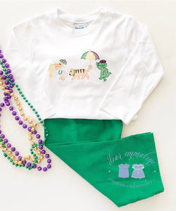 Mardi Gras Animal Parade Shirt