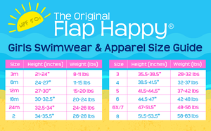 Pink Lobsters Flap Happy Rash Guard