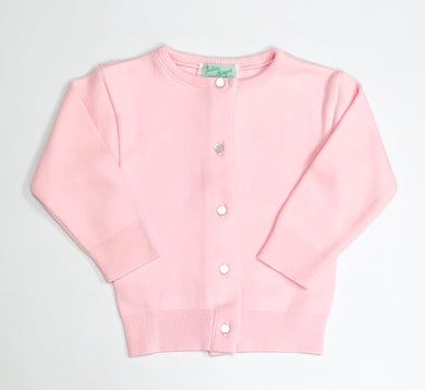 Pink Cardigan by Julius Berger