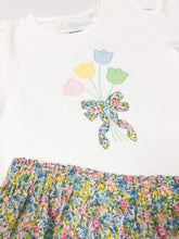 Load image into Gallery viewer, Spring Blooms Applique Shirt