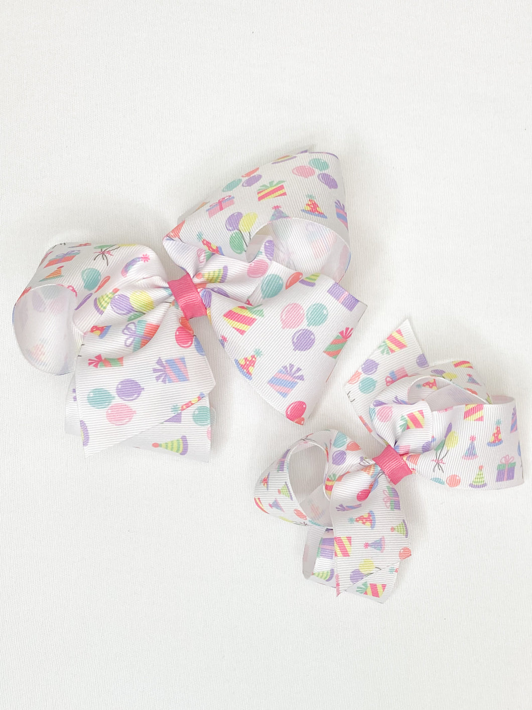 Birthday Party Hairbow