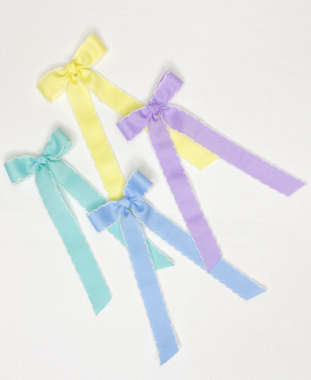 Moonstitch Long Ribbon Bows