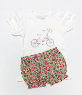 Patriotic Bicycle Shirt *Boys & Girls* (Patriotic 2020)