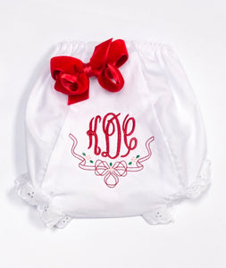Shadow Bow Eyelet Bloomers
