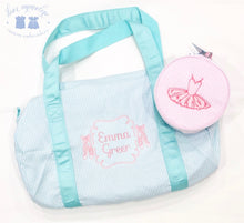 Load image into Gallery viewer, Ballerina Button Bag *Preorder*