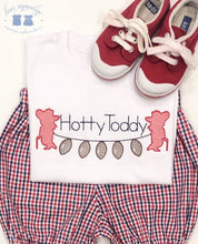 Load image into Gallery viewer, Boys Mascot Bunting Shirt