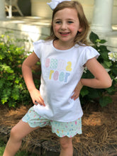 Load image into Gallery viewer, Summer Fun Applique Name Shirt