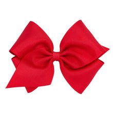 Load image into Gallery viewer, Mini King Size Hairbows by WeeOnes (more colors)