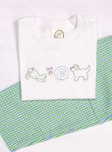 Load image into Gallery viewer, Snips & Snails Vintage Stitch Shirt