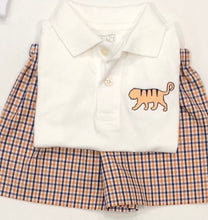 Load image into Gallery viewer, Boys Mascot Polo