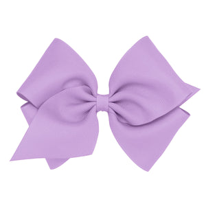 Mini King Size Hairbows by WeeOnes (more colors)