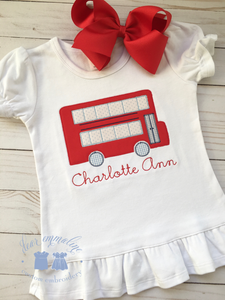 Double Decker Applique Shirt