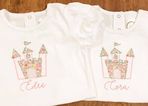 Castle Applique Shirt